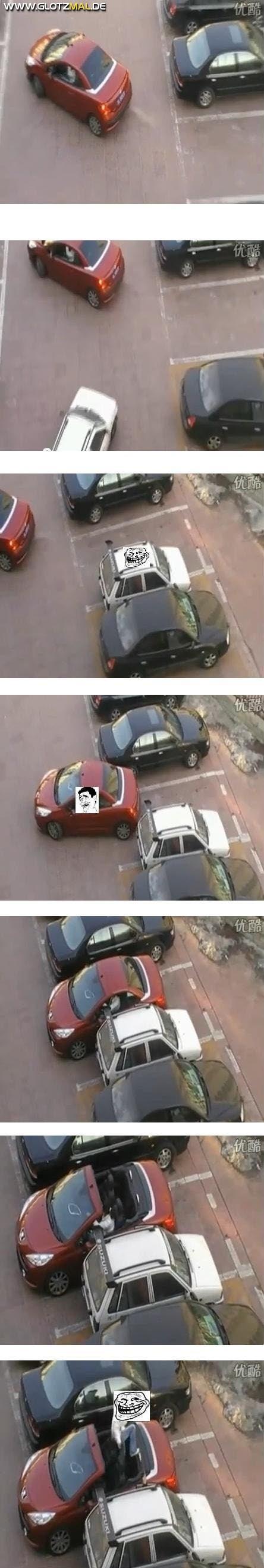 Parking Troll