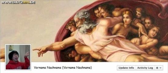Facebook cooles Profilbild ;)