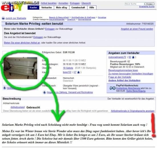 Sonnenbank Auf Ebay