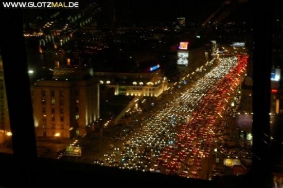 Verkehr Ausblick