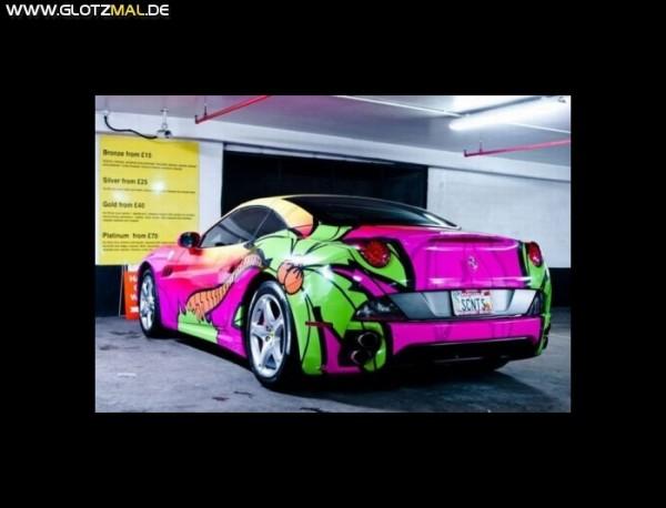Ferrari Florida
