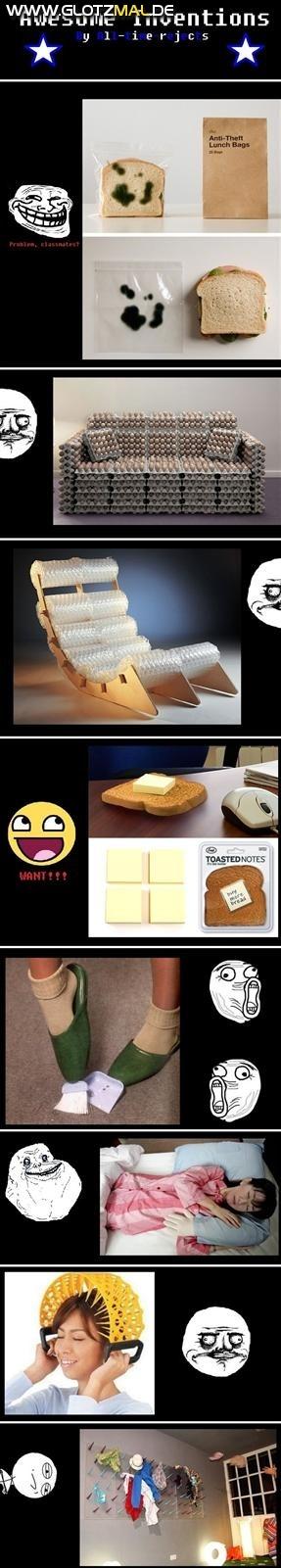 Geile Erfindungen